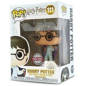 Funko Pop! Harry Potter in Invisibility Cloak #111